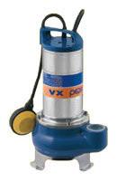 Насос дренажный Pedrollo VXm 10/35-N для грязной воды