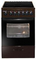 Электрическая плита Лысьва ЭПС 43р1 МС коричневый