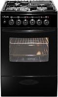 Комбинированная плита Лысьва ЭГ 1/3г01 МС-2у черный