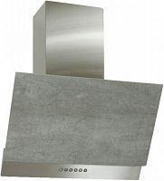 Каминная вытяжка Elikor RX6754X6 нержавейка/цемент