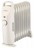 Масляный радиатор Supra ORS-09-SP white
