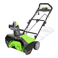 Снегоуборщик электрический GreenWorks GES13 (2600507)