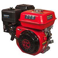 Двигатель бензиновый четырехтактный DDE 168FB-S20