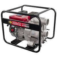 Мотопомпа бензиновая DDE PTR80