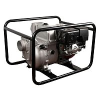 Мотопомпа бензиновая для грязной воды DDE PTR100H