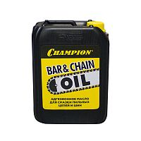 Масло для смазки пильных цепей и шин Champion 952828