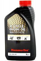 Масло полусинтетическое Hammer Flex 501-009 1,0л