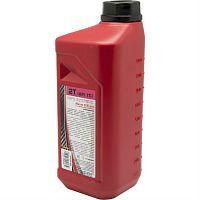 Масло 2-х тактное DDE SS-2T полусинтетическое красное 1:50, 1л