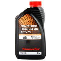 Масло компрессорное Hammer Flex 501-012 1л