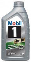 Масло синтетическое Mobil 1 0W-20 1 л