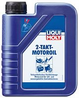 Масло полусинтетическое моторное Liqui Moly 2-Takt-Motoroil selbstmischend API-TC 1 л