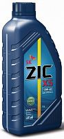 Масло полусинтетическое ZIC X5 Diesel 10W40 1л