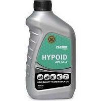 Масло трансмиссионное PATRIOT 1л SAE 80W-85 Hypoid API GL-4