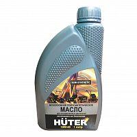 Масло 4-х тактное Huter полусинтетика 10W-40 (73/8/1/1)