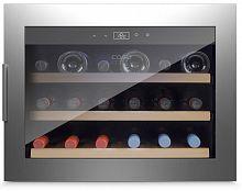 Встраиваемый винный шкаф Caso WineSafe 18 EB inox