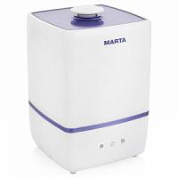 Увлажнитель воздуха Marta MT-2669 фиолетовый чароит