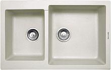 Кухонная мойка Zigmund & Shtain Rechteck 400.275 индийская ваниль