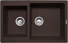 Кухонная мойка Zigmund & Shtain Rechteck 400.275 швейцарский шоколад