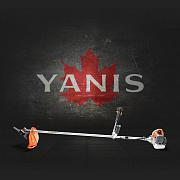Необходимо выкосить гектары территории? Бензокосы Yanis – ваш лучший выбор!