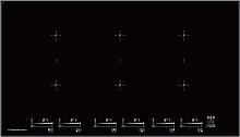 Встраиваемая индукционная варочная панель Kuppersbusch KI 9810.0 SF