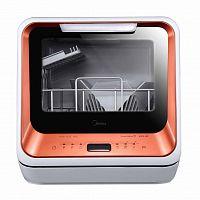 Настольная посудомоечная машина Midea MCFD42900ORMINI
