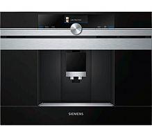 Встраиваемая кофемашина Siemens CT 636 LES6
