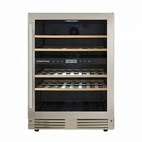 Встраиваемый винный шкаф Cellar Private CP043-2T