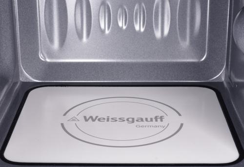 Встраиваемая микроволновая печь Weissgauff HMT-206 фото 4