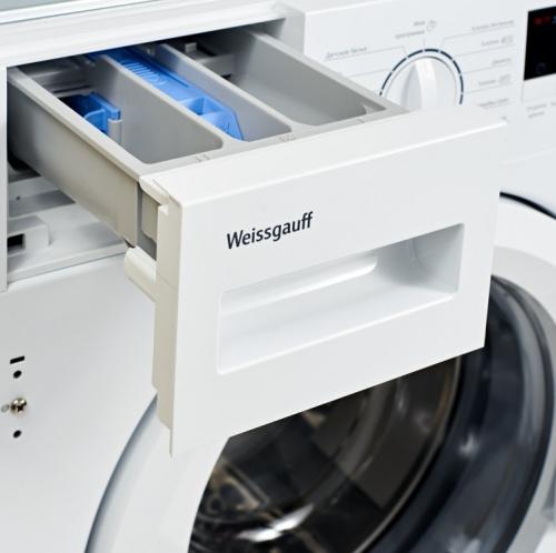 Встраиваемая стиральная машина Weissgauff WMI 6128D фото 3