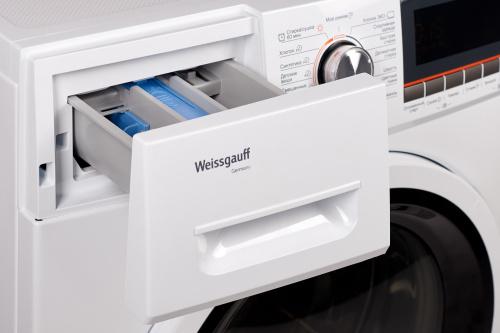 Стиральная машина с сушкой Weissgauff WMD 4148 D фото 6