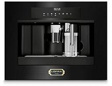 Встраиваемая кофемашина Lofra YRNM66T O BRASS черный
