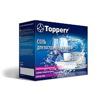 Соль для посудомоечных машин Topperr 3309
