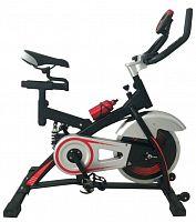 Велотренажер DFC B8302 черный/серебристый