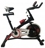 Велотренажер DFC B8301 черный/красный