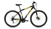 Велосипед Altair AL 29 D 21 ск черный/оранжевый 2020-2021 21 (RBKT1M69Q011)