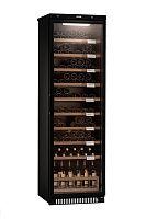 Винный шкаф Pozis ШВ-120 черный