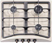 Встраиваемая газовая варочная панель Electronicsdeluxe 5840.00 гмв-058 ЧР