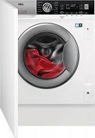 Встраиваемая стиральная машина Aeg L 8WBE68SI