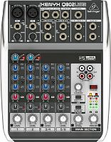 Микшерный пульт Behringer Xenyx Q802USB
