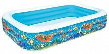 Надувной бассейн Bestway Happy Flora 54121