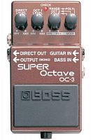 Педаль для электрогитары Boss OC-3 Super Octave