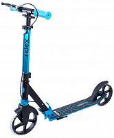 Самокат Ridex Sigma черный/голубой