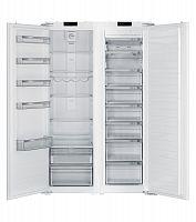 Холодильник Jackys JLF BW1770 Side by side