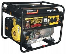 Электрогенератор Huter DY6500LX с электростартером