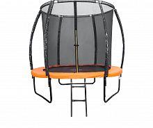 Батут DFC Kengoo II 6ft (6FT-BAS-BO) оранжевый/черный