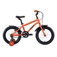 Велосипед Stark 2020 Foxy 16 Boy оранжевый/голубой/черный H000016492