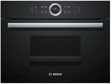 Встраиваемая пароварка Bosch CDG634AB0