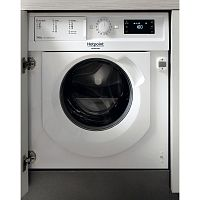 Встраиваемая стиральная машина с сушкой Hotpoint-Ariston BI WDHG 75148