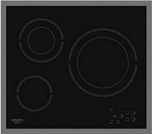 Встраиваемая электрическая варочная панель Hotpoint-Ariston HR 603 X/1