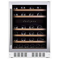 Встраиваемый винный шкаф Temptech OBIU60DSS